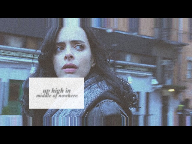 Jessica jones | up high in the middle of nowhere