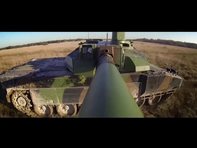 AMX 56 Леклерк ЛУЧШИЙ в МИРЕ Танк?! История Оружия