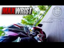 MaxWrist BMW S1000RR 100MPH Wheelies Destroying ITALY Mountain Road INSANE GOPRO SAIL MOUNT