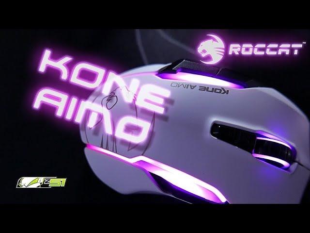 Обзор мыши Roccat AIMO. Месяц использования!
