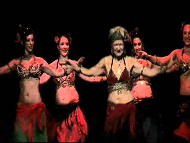 Gypsy Caravan Dance Company International Les Soeurs Tribales: Improvisational Tribal Bellydance