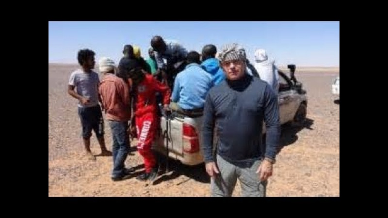 Ross Kemp - Libyas Migrant Hell