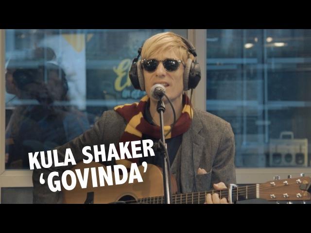 Kula Shaker - 'Govinda' Live @ Ekdom In De Ochtend
