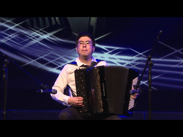 Cao Ye China Harbin international accordion festival