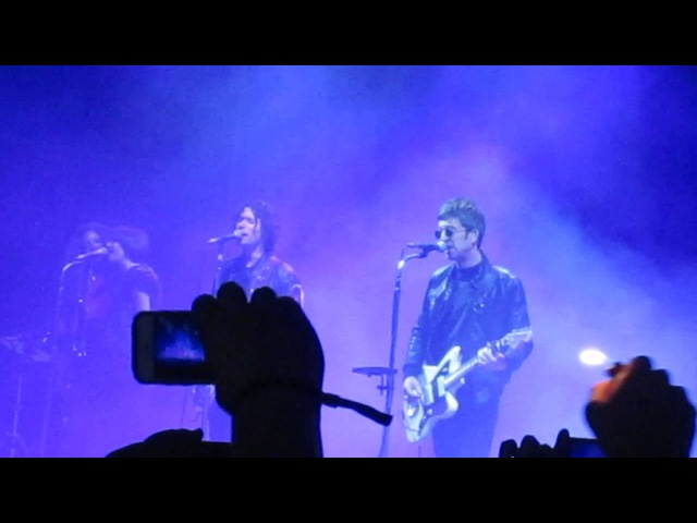 Noel Gallagher's High Flying Birds - All You Need Is Love @ Vive Latino 2018, Mexico, 17.03.2018