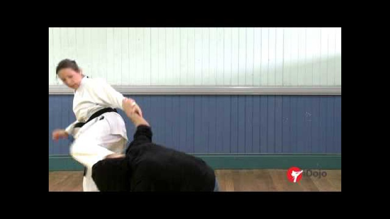Karate - Self Defence for Women Part 4