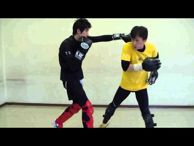 Jeet Kune Do Japan Hiro's lesson for beginners Final