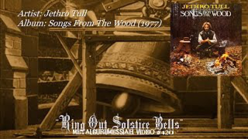 Ring Out Solstice Bells Jethro Tull 1977 FLAC Audio Widescreen HD Video ~MetalGuruMessiah~
