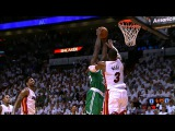 Wade's block leads to amazing Rondo dish!