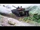 Ополченцы ДНР сделали прямое попадание по САУ ВСУ