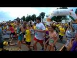 Полумарафон Сергиевым Путем 2017 Russia running Бегом по золотому кольцу
