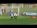 В Швейцарии футболист через себя забил гол-красавец в свои ворота