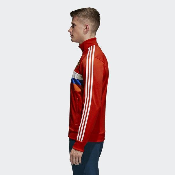 Олимпийка Россия 3-Stripes