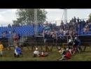 Фестиваль Великий Булгар . Бугурт(10 на 10), эпизод боя.