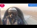 Полеты смешанных российско-индийских экипажей на учении «Индра-2017»