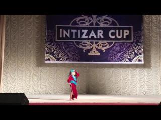 INTIZAR CUP 2017г. Фольклор бэйби