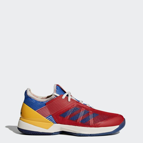 Кроссовки для тенниса adizero Ubersonic 3.0 Pharrell Williams
