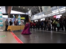 аэропорт_танцы живота_Арабские Эмираты_2