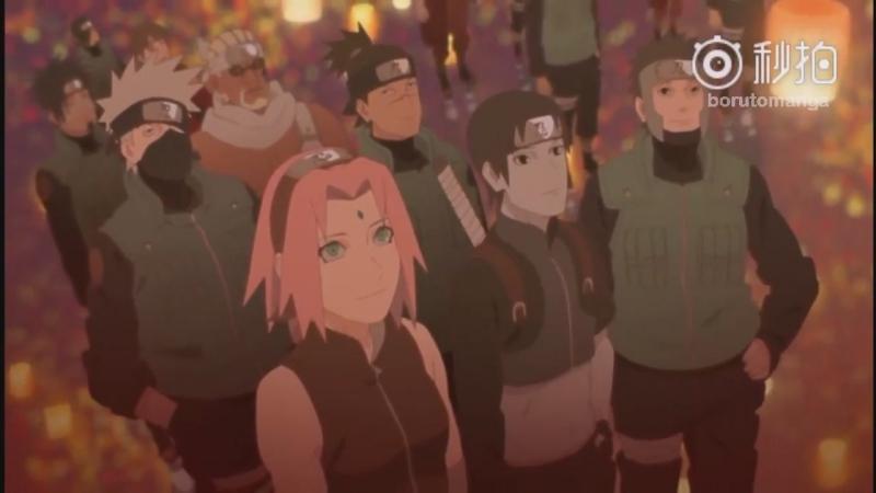 БЕЗ ТИТРОВ Naruto Shippuuden Ending 38 Наруто Шипуден Эндинг Ураганные Хроники SasuNaru