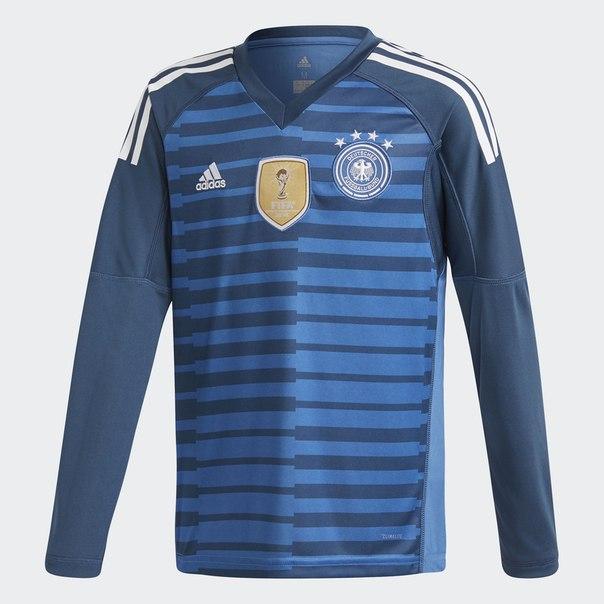 Домашняя вратарская футболка сборной Германии