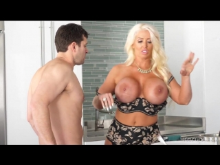 Alura Jenson - Big Ass MILF Big Tits Blonde 2017 HD
