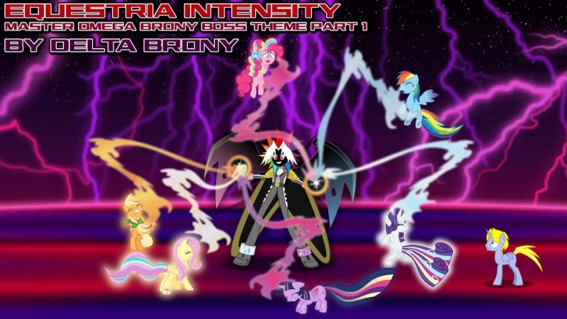 Equestria Intensity (Master Omega Brony Boss Theme Part 1)