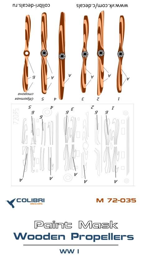 Colibri: masques pour hélices au 1/72 TqTf0PI7Nfg