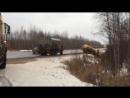ДТП на трассе Нефтеюганск-Пыть-Ях