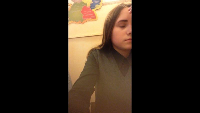Анна Дмитриева — Live