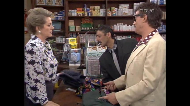Farmacia de Guardia - 035 - 1x35 - Nuevas sorpresas [Новые сюрпризы]