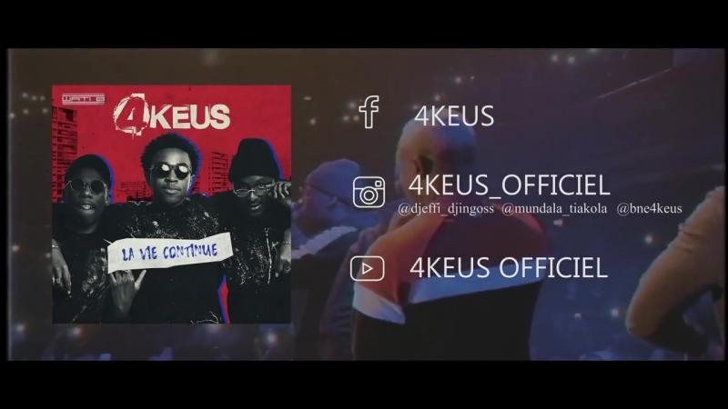 4Keus - Freestyle LVC 1 - Prod by Davy One [OKLM Radio]