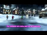 Песня Снегурочки  Новогоднее сегодня настроение  Новогодние песни  Новогоднее караоке.mp4