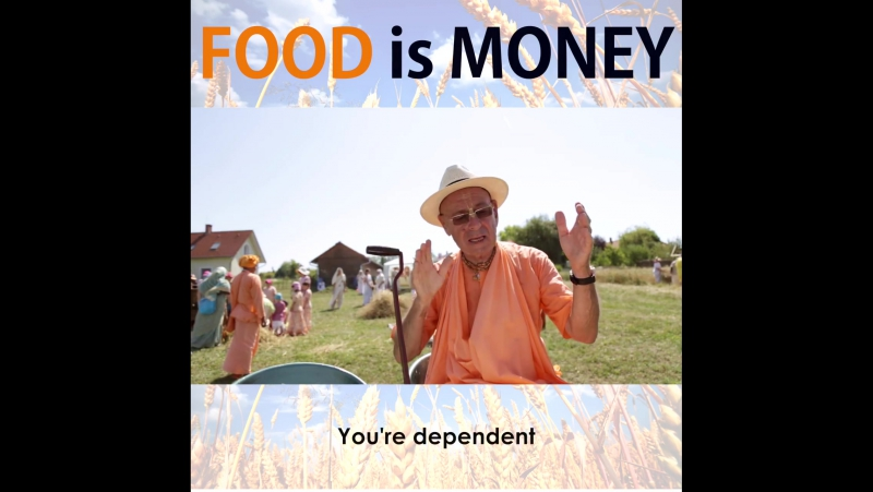 Growing Your Own Food Is Like Printing Your Own Money