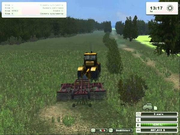 Скачать Кировец К 701 для Farming Simulator 2013