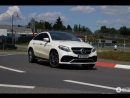 Mercedes-AMG GLE 63 S (585hp) - DRIVE SOUND