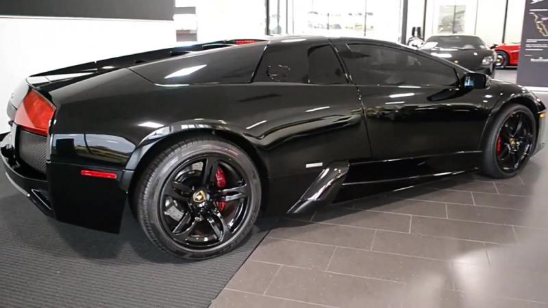 Lamborghini Murcielago Nero Aldebaran