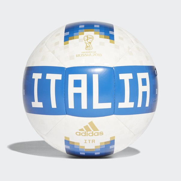 Футбольный мяч Италия