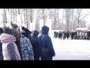 15 02 18 Череповец Соборная горка День памяти о выводе Советских воинов из ДРА