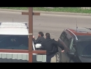 Алкаш-автоугонщик получил пинком под зад