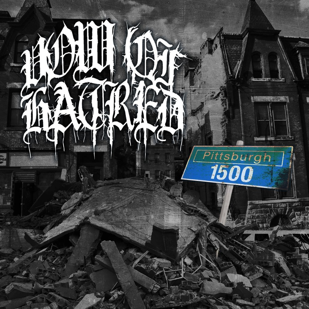 Vow Of Hatred - 1500 (2017)