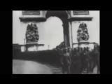 Май 1941 года. Деды жмут руку фашистам на Красной Площади. Молотов говорит об общих врагах двух лучших друзей - Рейха и СССР