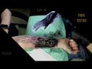 PAPA tatttoo Pavlin tattooing