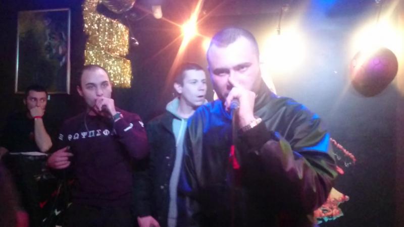 ЛАВИНА - GVH,Shut Up - Фанат