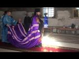 Встреча епископа Силуана в с.Дубенское #вадскоеблагочиние#епикопсилуан#служба#вад