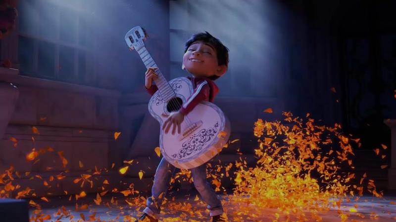 Un Poco Loco _ Letra _ Luis Ángel Gómez Jaramillo, Gael García Berna (Disney Pixars Coco)