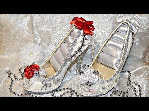 Подарок девушке! Подставка для украшений! Часть 1. Gift to the girl! Jewelry holder! Part 1.