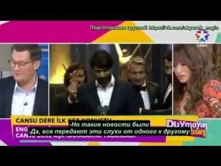 Передача Duymayan Kalmasın 07.03.18 (русские субтиты)