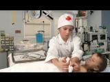 Дети играют в доктора - Все серии подряд: зимние забавы