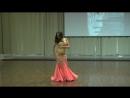 Гурова Варвара. БТО 2017, Music - Aala Ma Yabdou