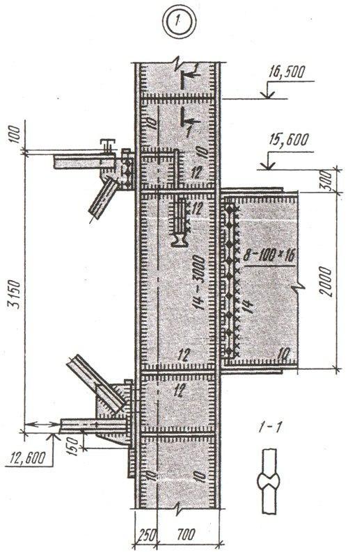 Примеры оформления чертежей КМ и КМД (   ГОСТ 21.